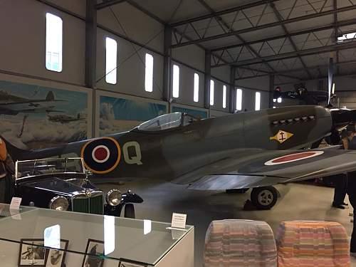 Air War Europe tour