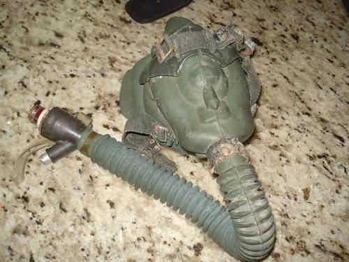 Need Help IDing Oxygen mask!!!
