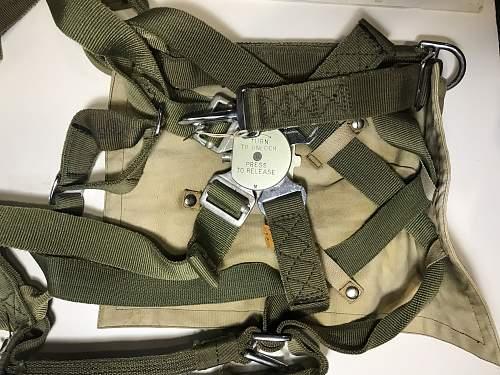 Parachute Harness