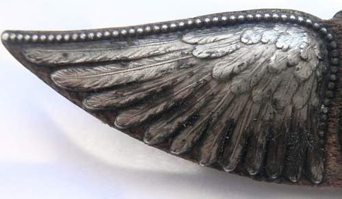 """""""Dallas"""" Style Wing at Auction"""