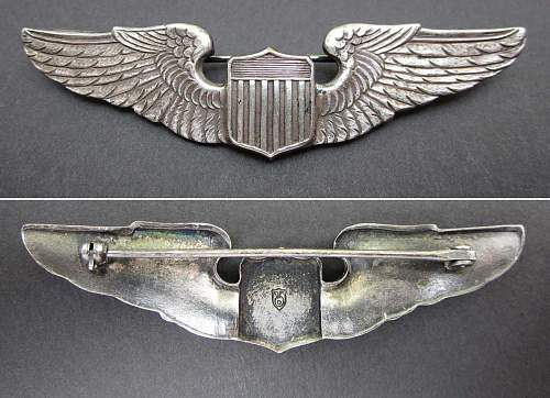 How About a 1919 Pattern Wing...