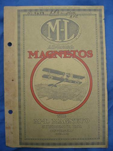 Afc aero manuals found. This one june 1917 hispano-suiza