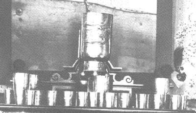 Manfred von Richthofen's (The Red Baron) trophies