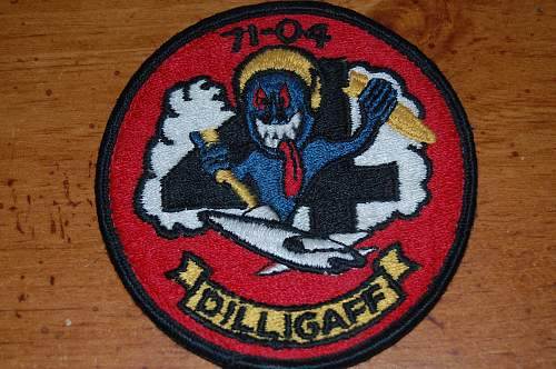 Does anyone know what this patch is for?