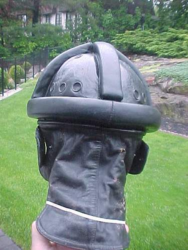 Luftwaffe (sturzheim) crash helmet