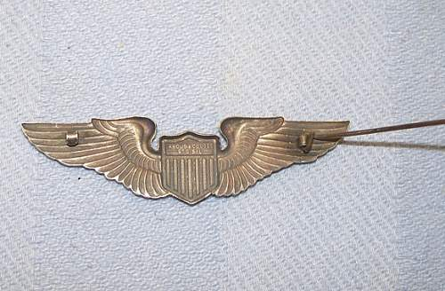 Angus & coote service pilot wing,,,good or bad