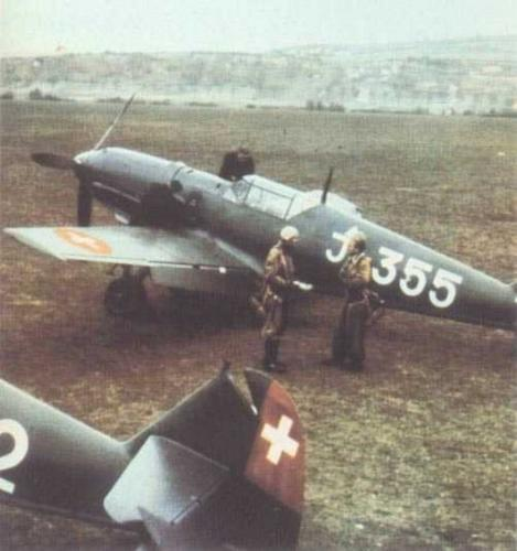 Air Combat Swiss VS. Germans, wait... what??