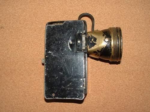 RCAF Safety Headlight Lamp