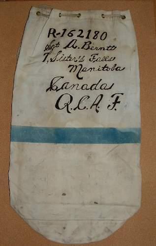 RAAF Duffle Bag