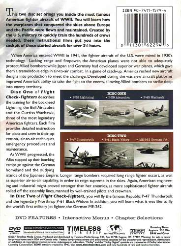 WWII Flight Training Videos DVD Set