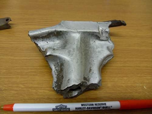 Help with these possible aircraft relics
