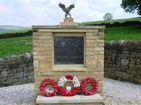 Polish Wellington Bomber crash site