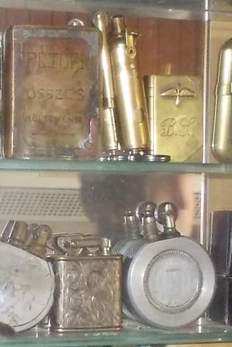 unidentified lighter