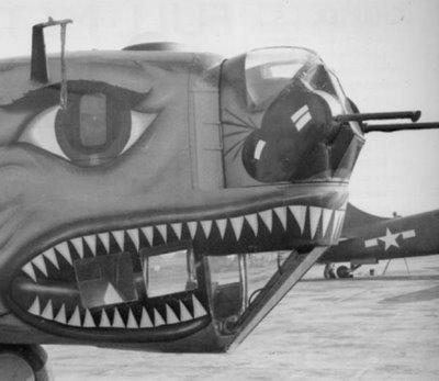 Name:  Consolidated Tail Turret mounted in B-24 nose[1].jpg Views: 1232 Size:  23.3 KB