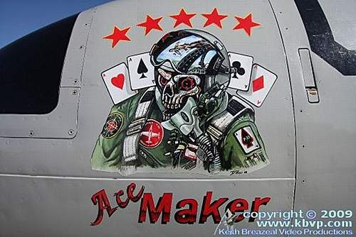 Click image for larger version.  Name:Ace Maker Nose Art on Heritage Foundation T-33.preview.jpg Views:8074 Size:51.4 KB ID:375730