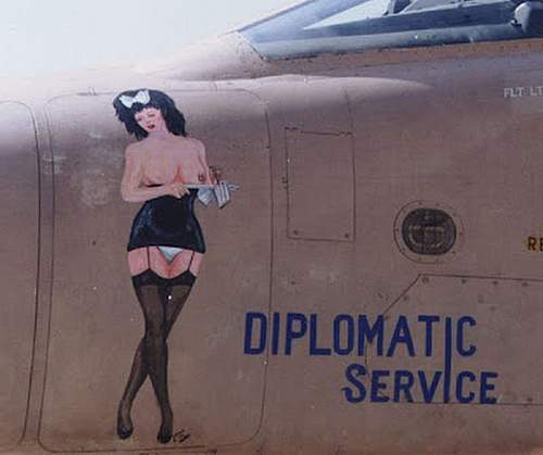 Post Your Favourite Nose Art