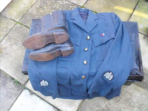WW2 Raf pilots items