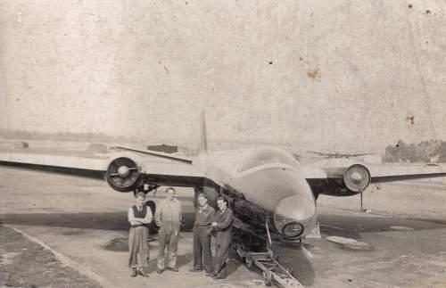 British aircraft