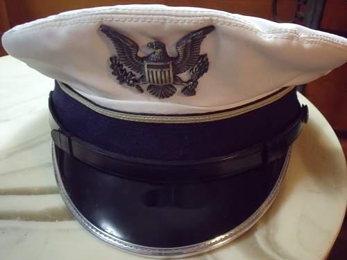 USAF Academy Graduation Hat
