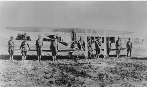 Stateside Ground Dug Objects from Historic Airfield, Pre-WWI 1st. Aero Sqdn. Texas City, Texas