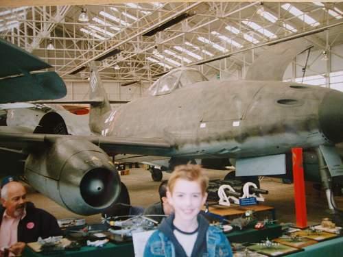 Messerschmitt Me 262 Aces