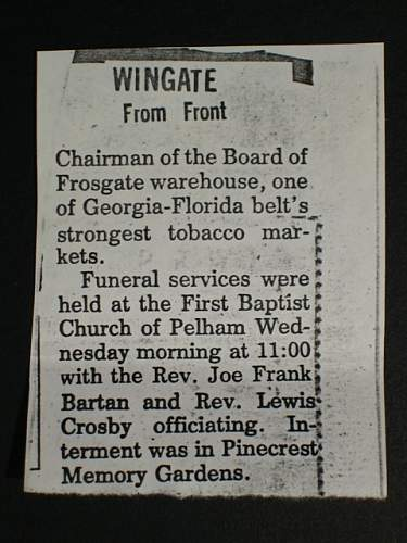 Click image for larger version.  Name:funeral notice.jpg Views:194 Size:83.4 KB ID:51088