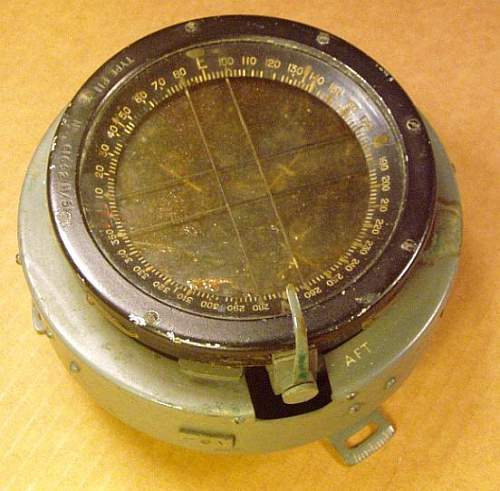 RAF P11 compass