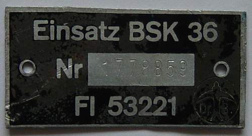 Click image for larger version.  Name:Data plate from aircraft fire bomb rack..JPG Views:609 Size:151.9 KB ID:5326