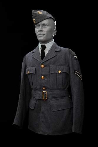 OPINIONS on a RAF Sgt Navigator Jacket