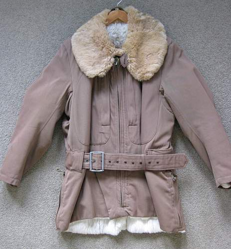 Imperial japanese pilot jacket