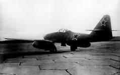 Soviet ME 262's