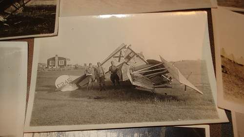 Original RFC Crash Photos