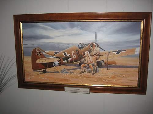 Aviation Art Original Paintings
