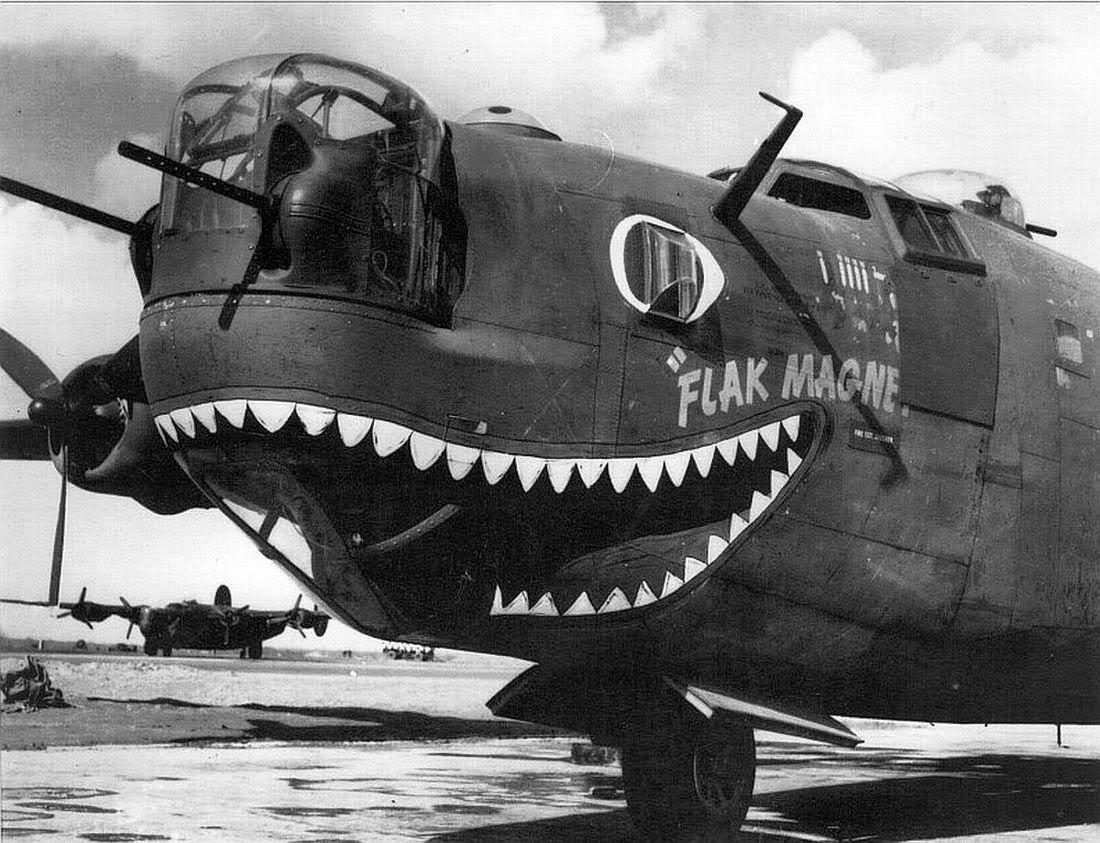 B 24 Liberator Nose Art Post your favou...