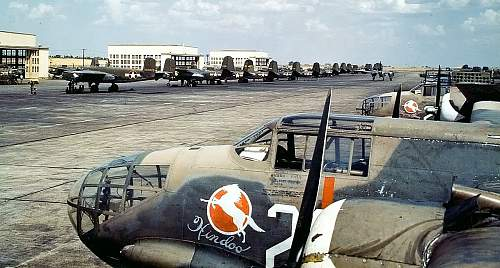 Click image for larger version.  Name:B-25  and a20,s.jpg Views:242 Size:188.8 KB ID:620135
