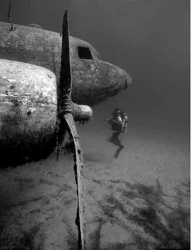 Submerged Dakota