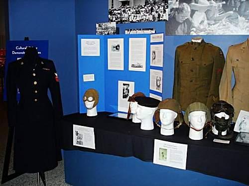Us aviation display-veteran's day 2009