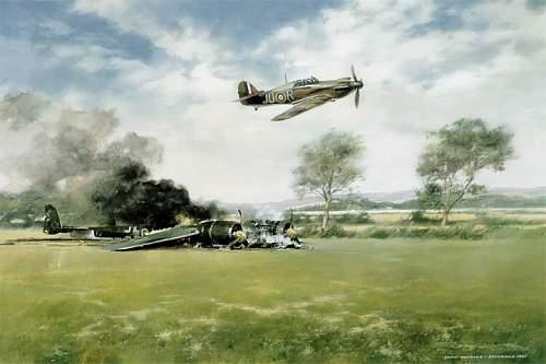 Battle of Britain Souvenir