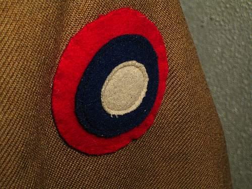 2nd. Lt. Charles Hill, Aviator, 3rd. Aviation Instruction Center, Issoudun, France WWI