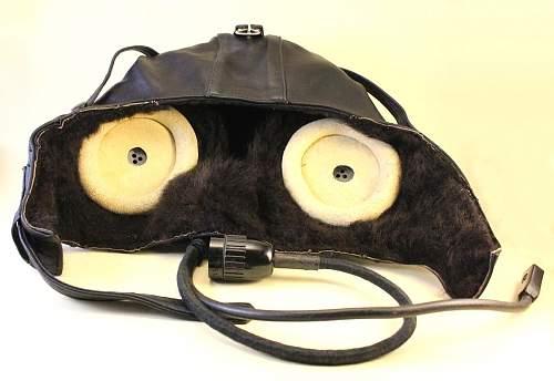 Soviet ShZ helmet