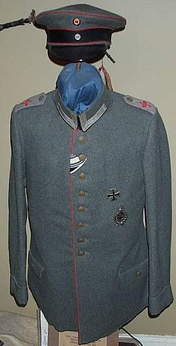 Imperial German Enlisted Pilot Uniform