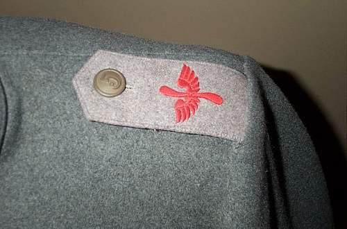 imperial german enlisted pilot uniform