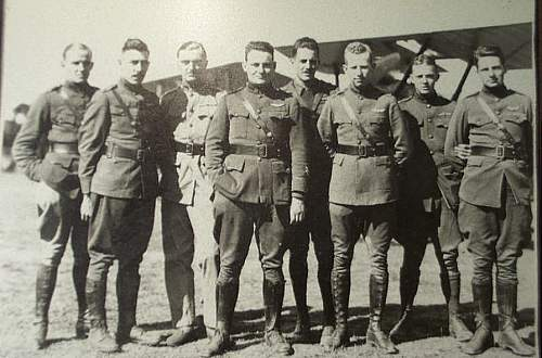 Lt Henry Clay pioneer WW1 Aviator DSC, DFC 43rd Sq RFC, 148th and 41st Squadron
