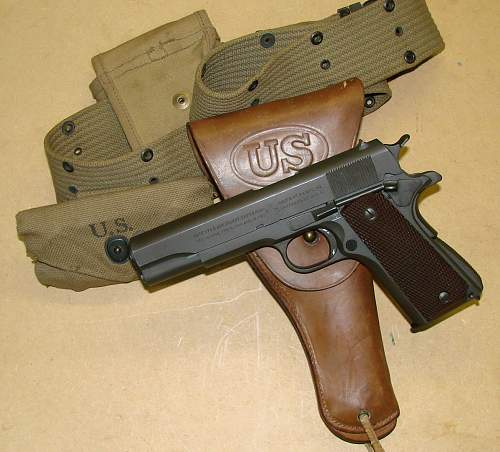 Click image for larger version.  Name:M1911A1 pistol rig..jpg Views:505 Size:121.4 KB ID:71711