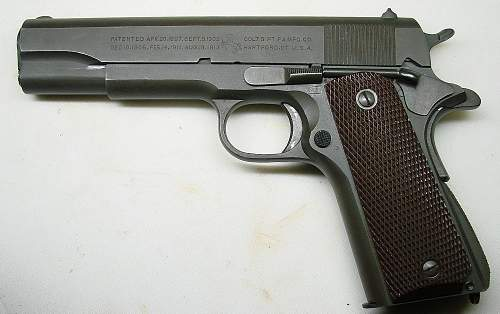 Click image for larger version.  Name:Colt M1911A1 1942.jpg Views:1483 Size:213.1 KB ID:71715