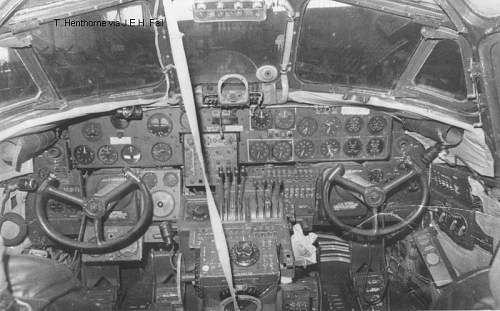 Click image for larger version.  Name:Cockpit of KN 751 B-24 that went to India fail04wb.jpg Views:295 Size:112.9 KB ID:72314