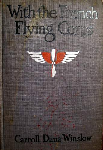 Reference Section: WWI Aviation Books