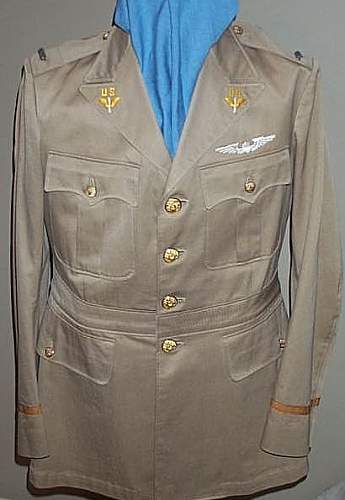 US AAC M-1926 Direct Embroidered Tunic