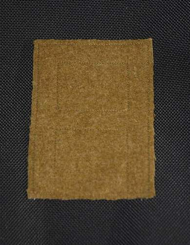 AEF, WWI First Army Patch, Balloon Section