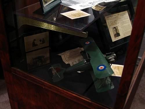 Major Harry L. Wingate, Pilot, Instructor - WW1, 3rd. Aviation Instruction Center, Issoudun, France